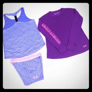 """Under Armour """"Set for girls"""""""